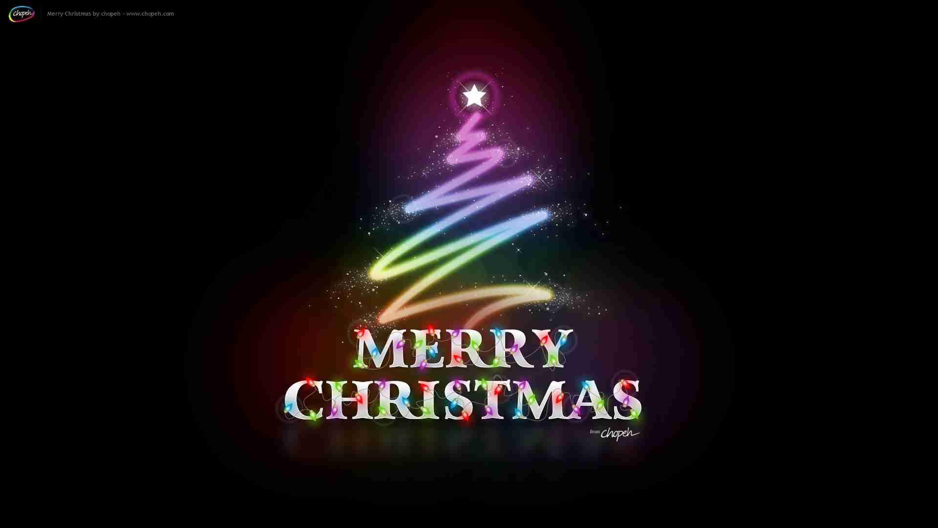 Merry Christmas By Chopeh